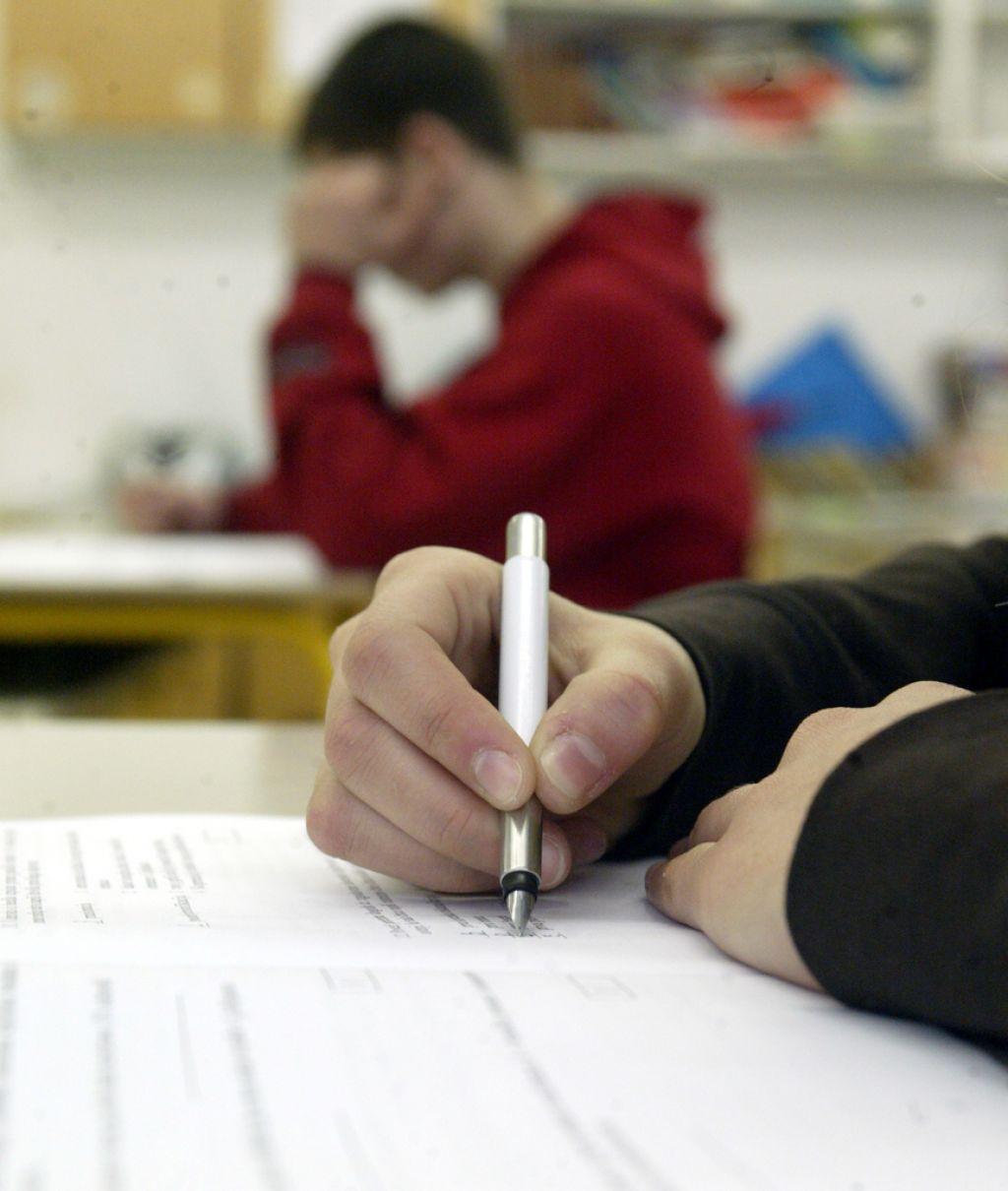 Če ne bo denarja za učitelje, NPZ ne bo