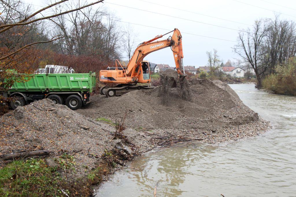 Za pomoč poplavljencem 440.000 evrov
