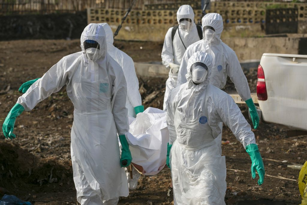 Evropa proti eboli