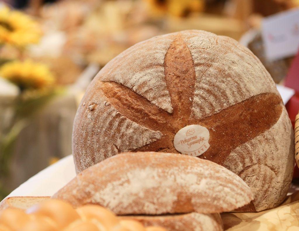 Odličja za slovenske pekovske izdelke