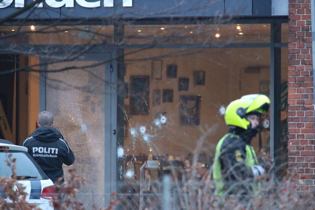 Najmanj ena žrtev streljanja v Koebenhavnu