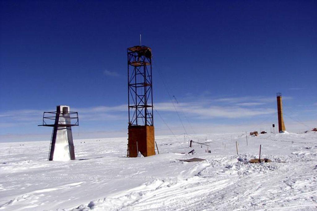 Spet prodrli do jezera Vostok
