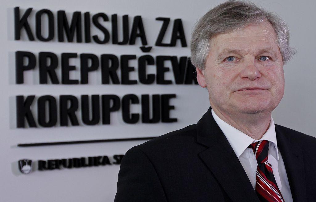 Štefanec ostaja predsednik KPK