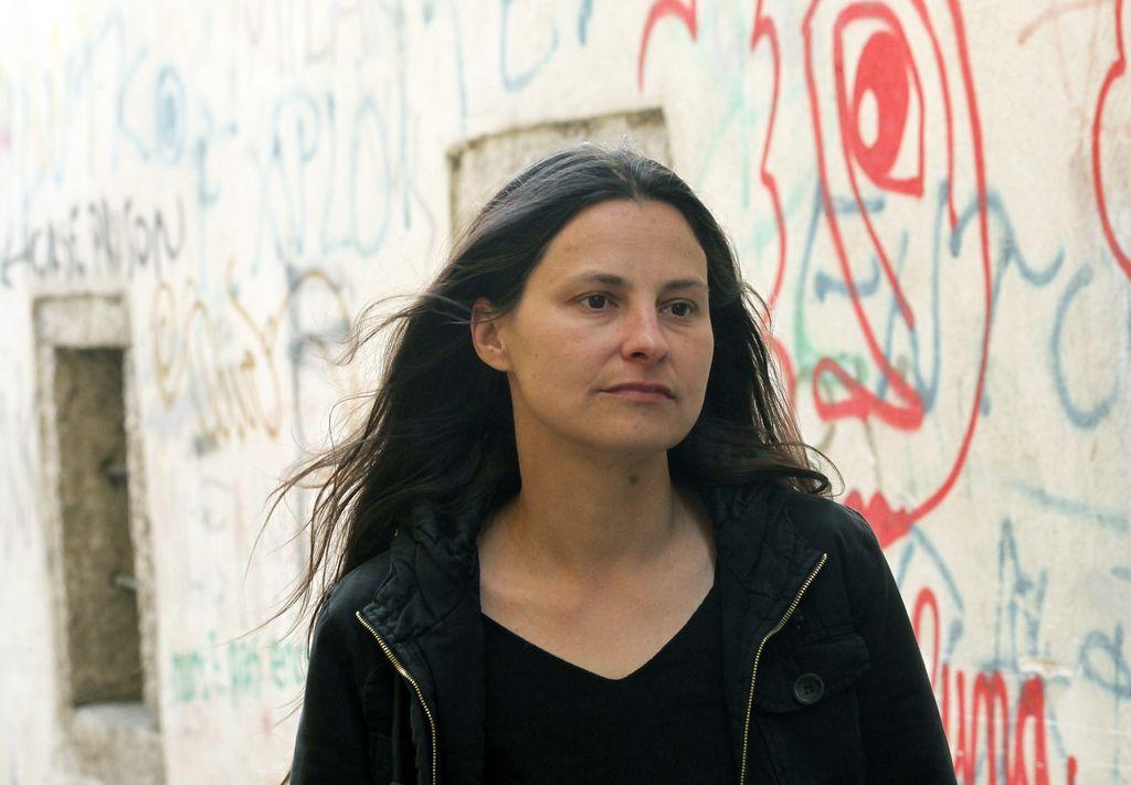 Simona Semenič, Grumova nagrajenka
