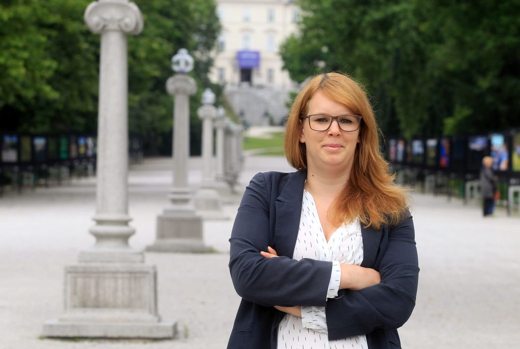 Romina Kavčič: Dizajn, ki je samo lep, je najslabši
