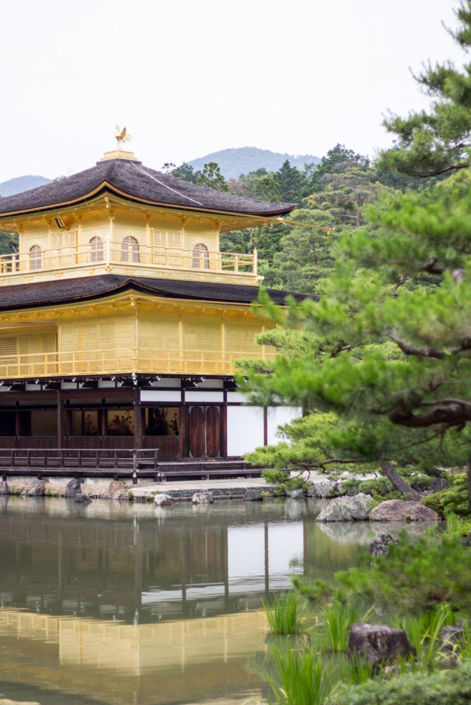 Peti dan v japonskem zen templju