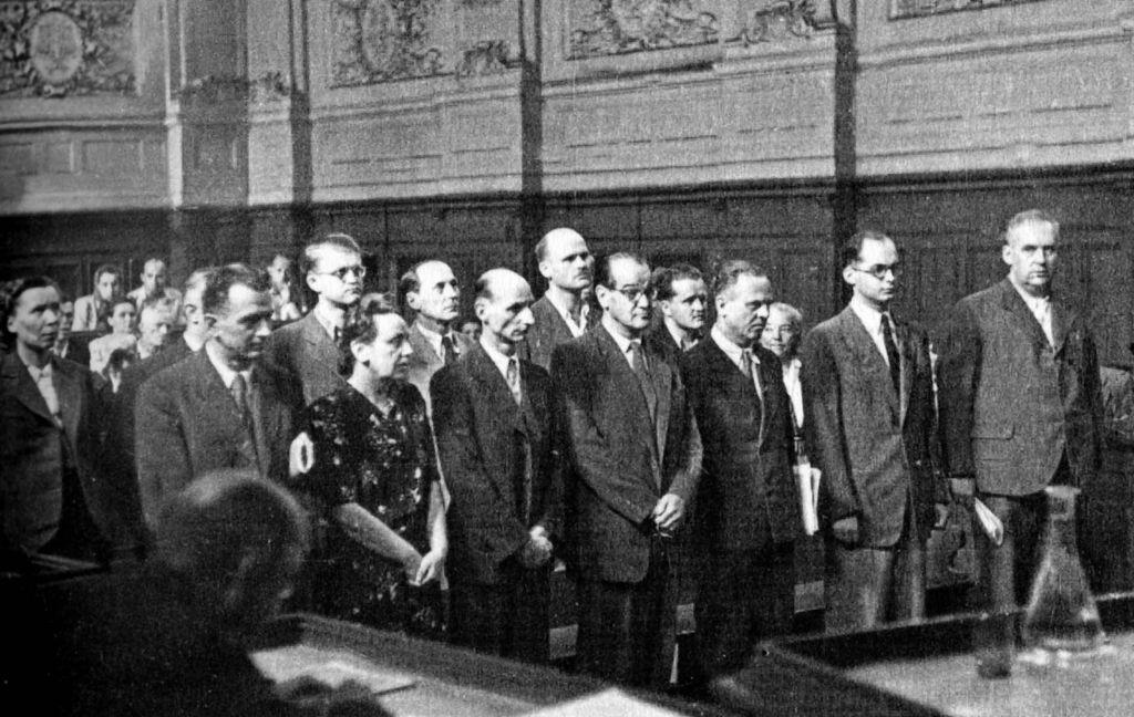 Montiran proces leta 1947: Zakaj so se bali Črtomirja Nagodeta?