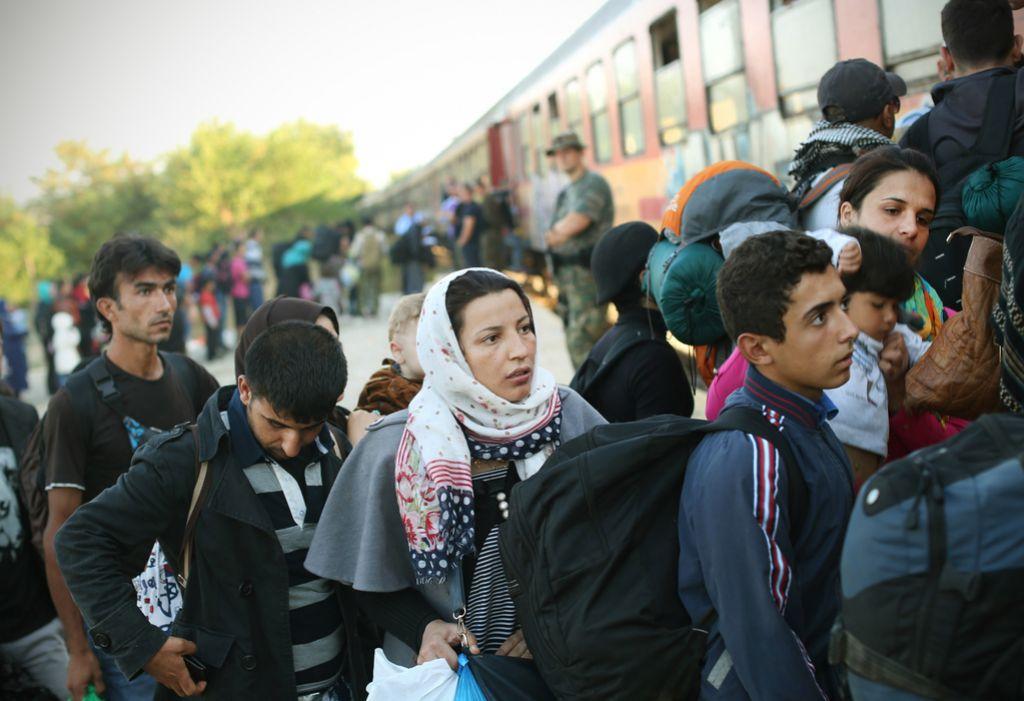 Kriza je humanitarna, ravnati je treba solidarno
