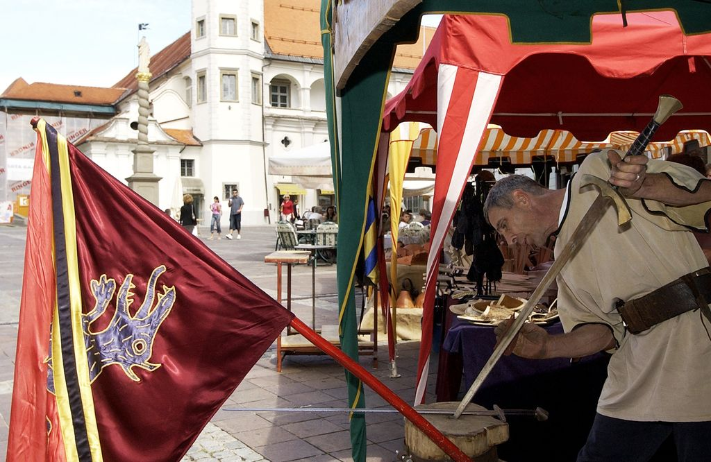 Špasfest, festival s srednjeveškim priokusom