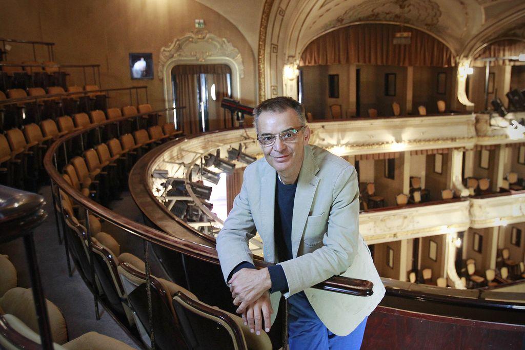 Igor Samobor - Raje bi igral Mefista kot Fausta