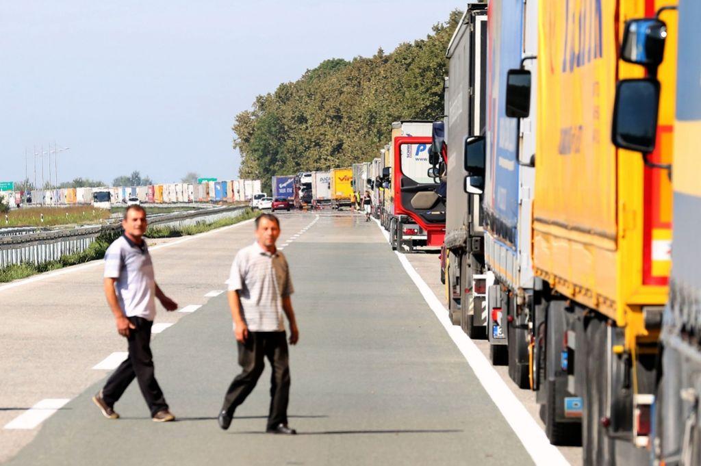 Madžarska ograja tudi na meji s Slovenijo