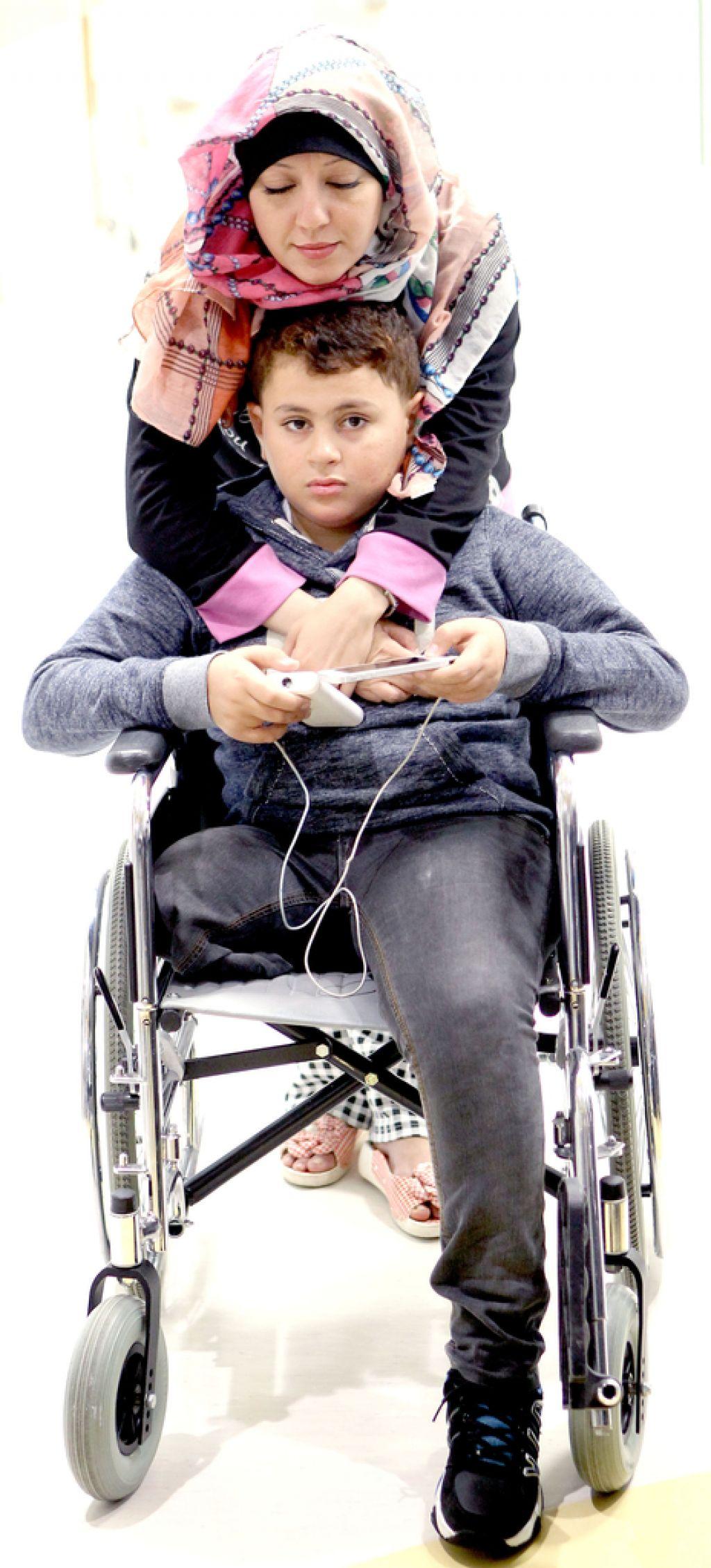 Obujene sanje otrok iz Gaze