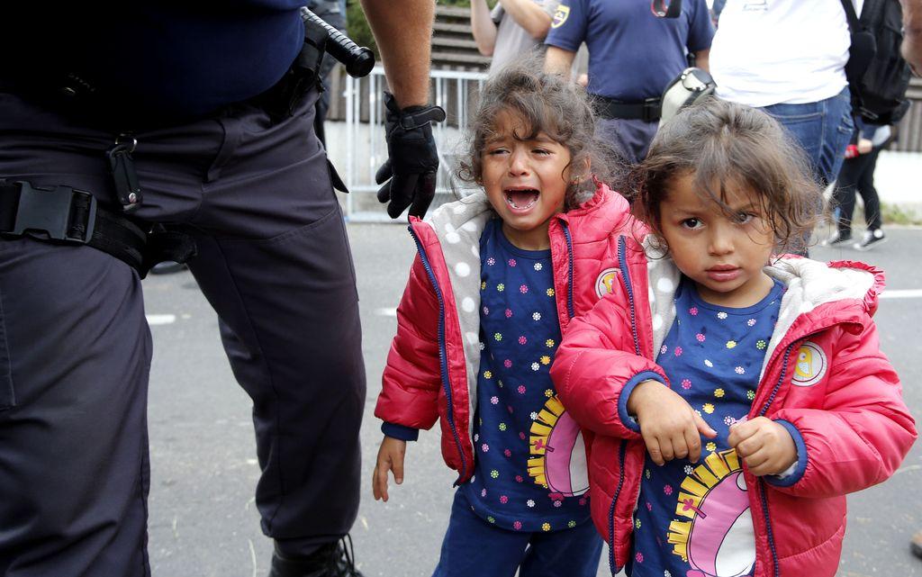 Otroci begunci in migranti so najprej – otroci