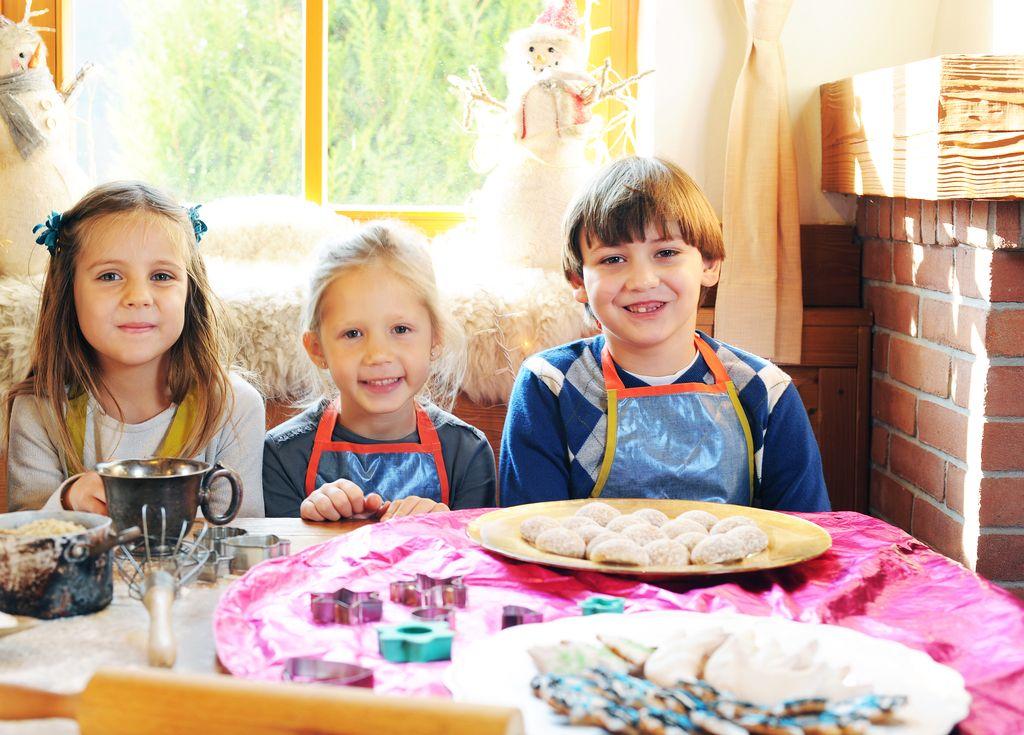 Okusi decembra: Čas razigrane peke