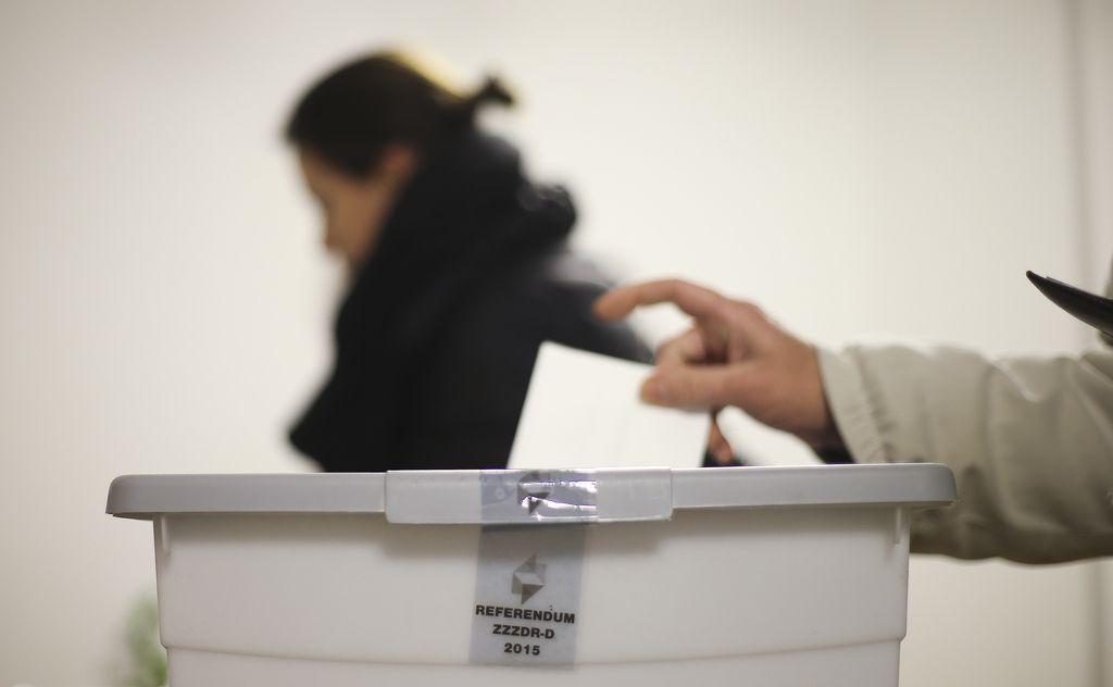 Zaženi se: Zakaj na glasovanje?