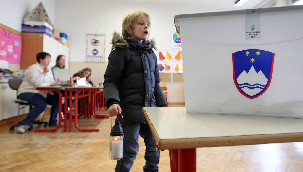 Pobudniki referenduma prepričljivo slavili