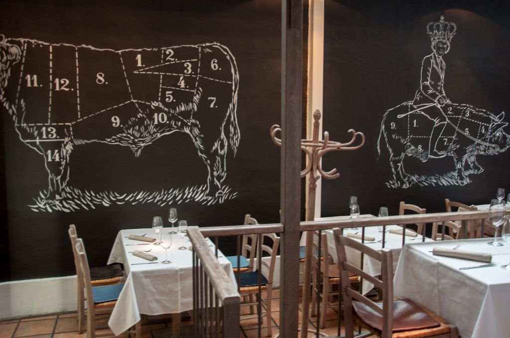 Nedelo izbira: Restavracija Kralj žara, Ljubljana