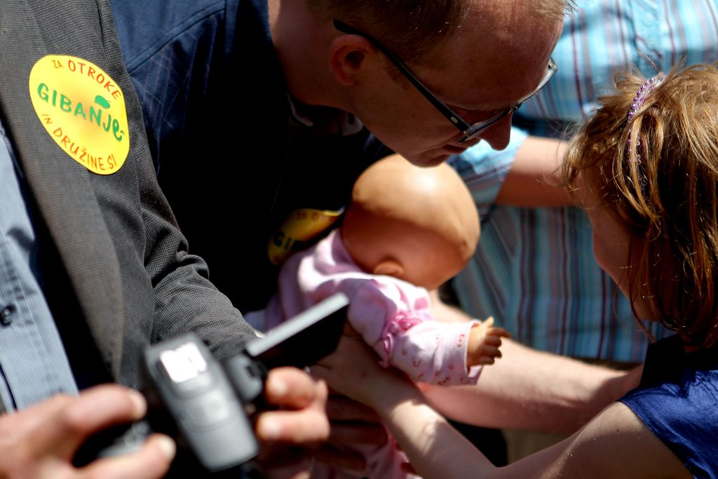 Aleš Primc aktivno v politiko z Gibanjem za otroke in družine