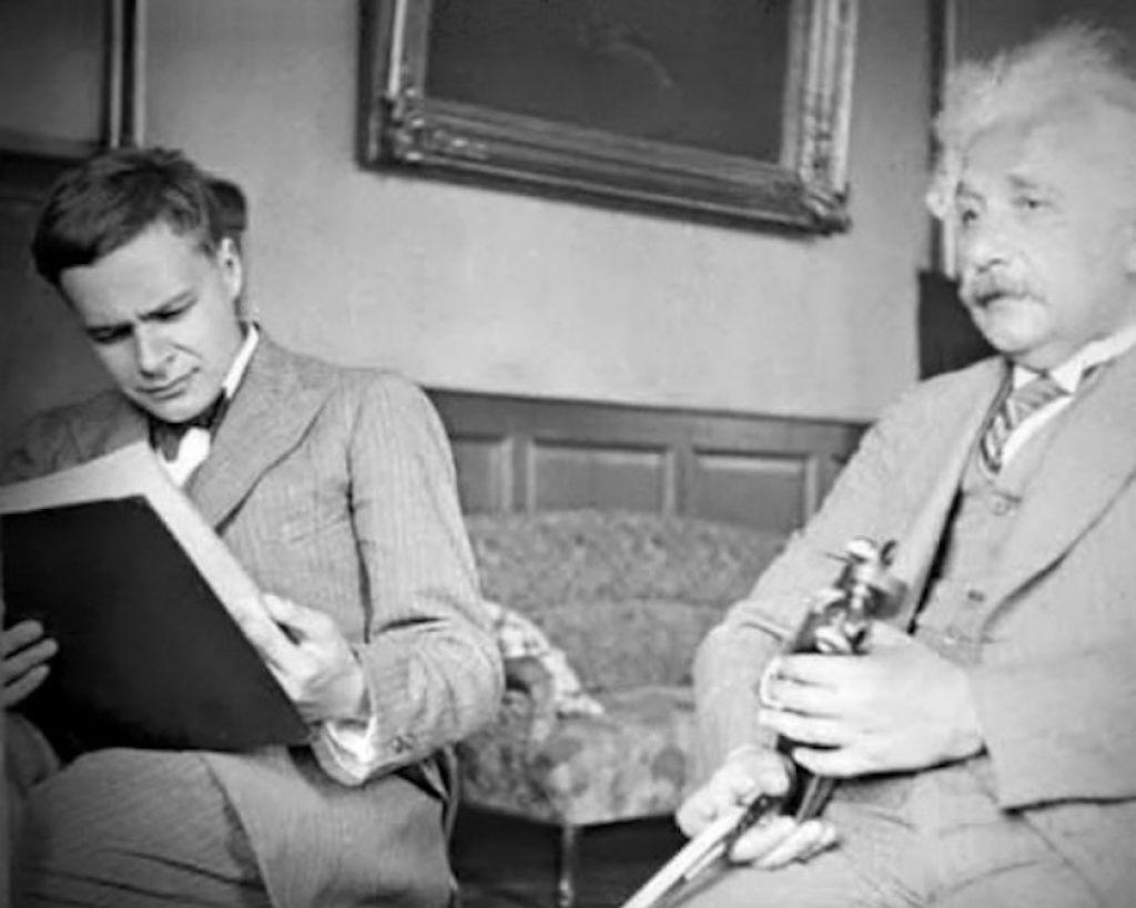 Edini problem, ki ga Einstein ni znal razvozlati