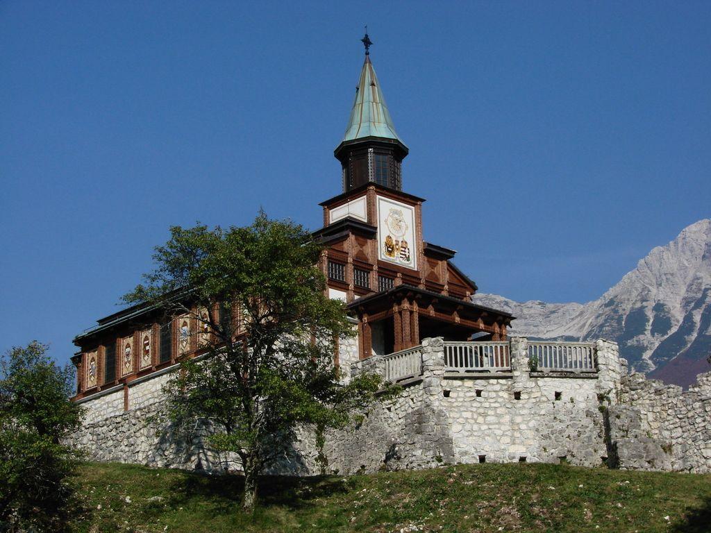 Odstrta skrivnost cerkvice