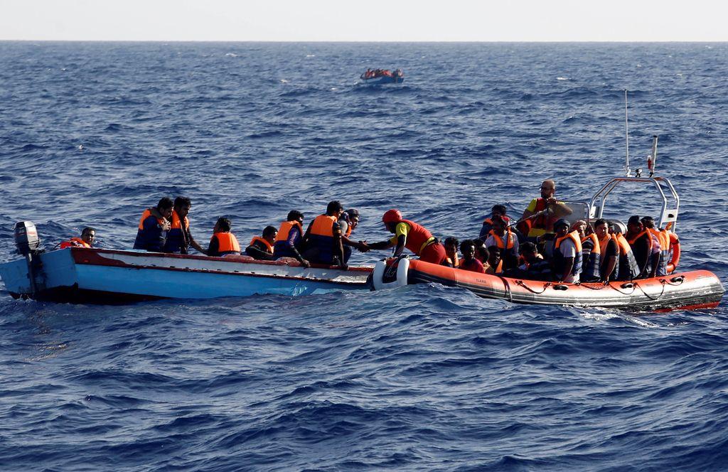 Apel nevladnih in humanitarnih organizacij šefom EU