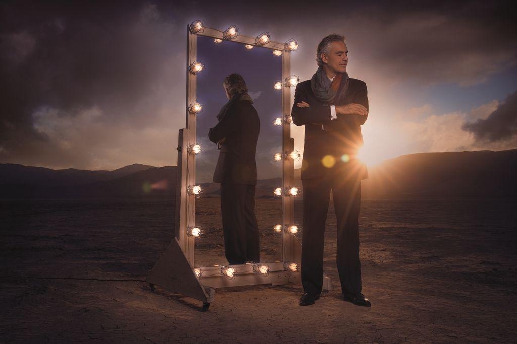 Andrea Bocelli prihaja prvič v Slovenijo