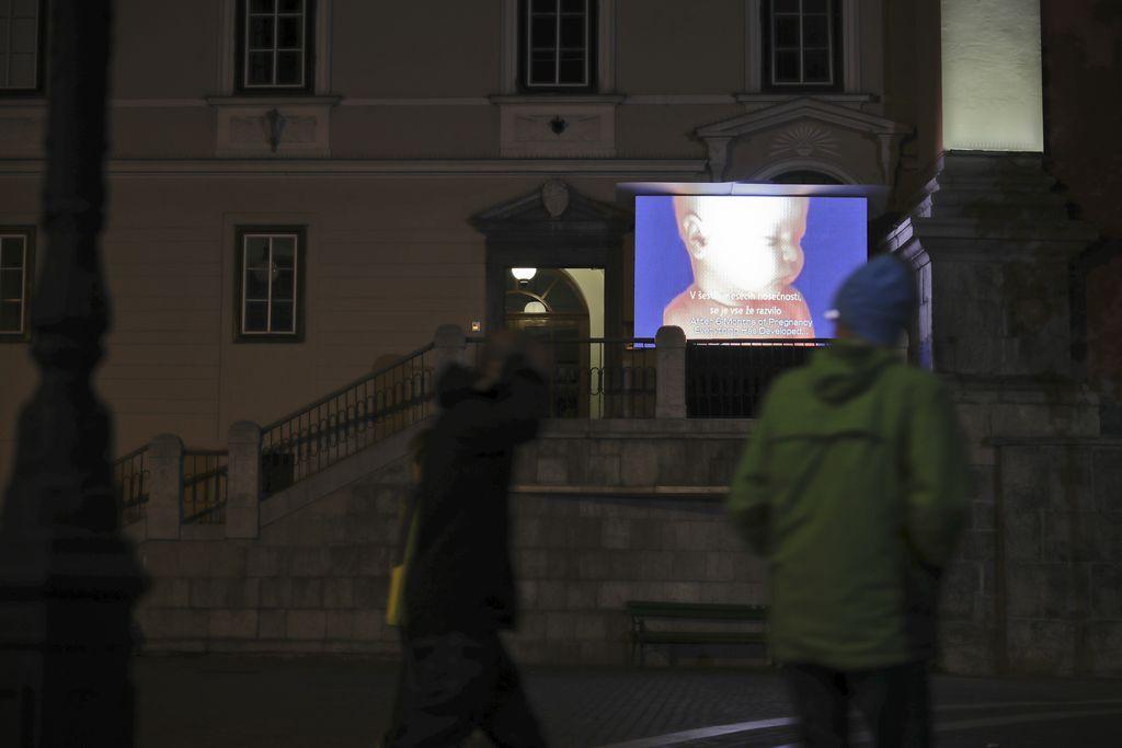 Frančiškani aktivno proti splavu, MOL ogorčena