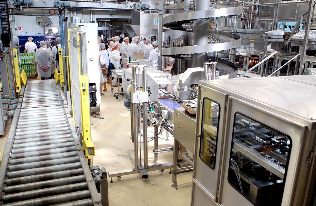 Indeks PMI kaže na optimizem pri proizvajalcih