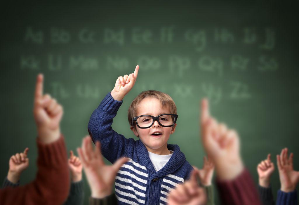 Minuta za vzgojo: Ko je otrok vreden toliko kot ocena v spričevalu