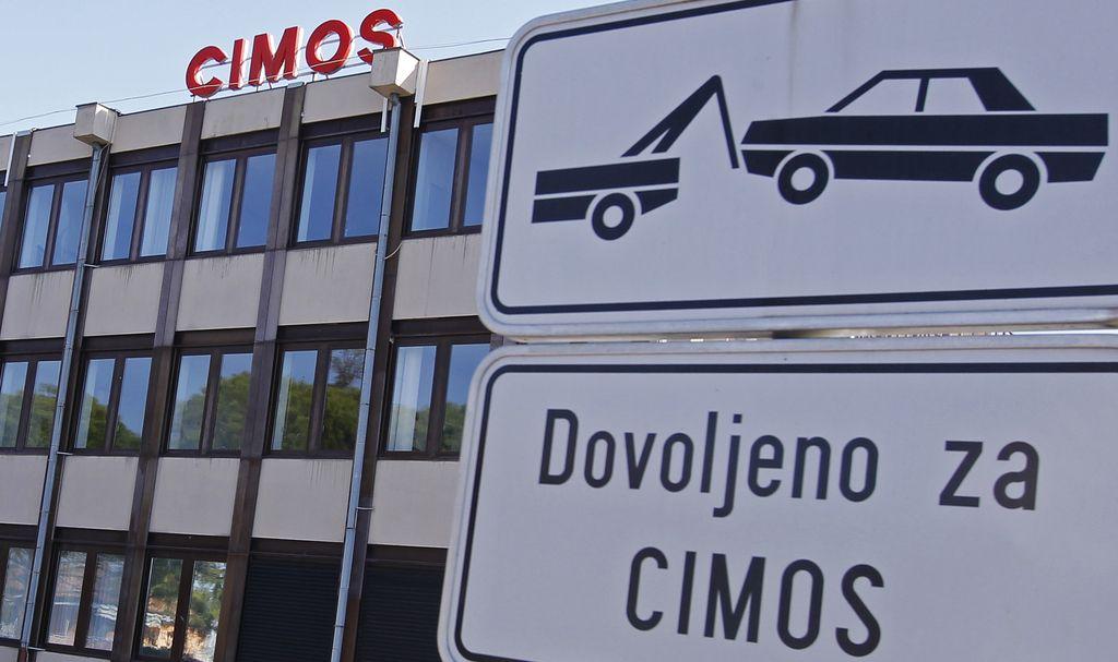 Cimos: od ustanovitve do prodaje