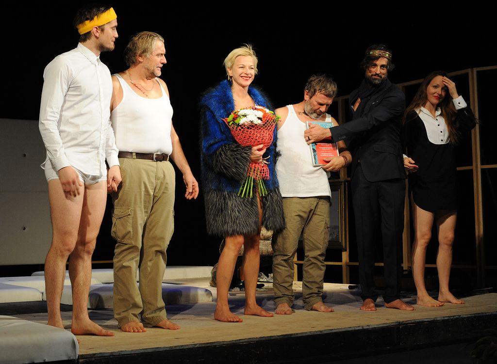 Ljubljanski Macbeth očaral Minsk
