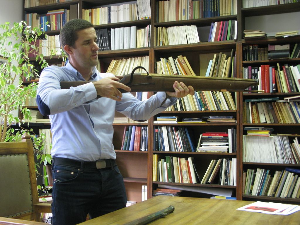 Najstarejše ročno strelno orožje