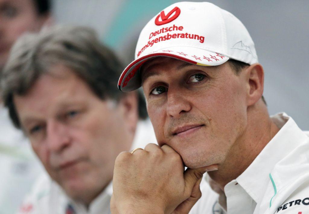 Schumacherjeva soproga sprožila postopek zoper predrzneža