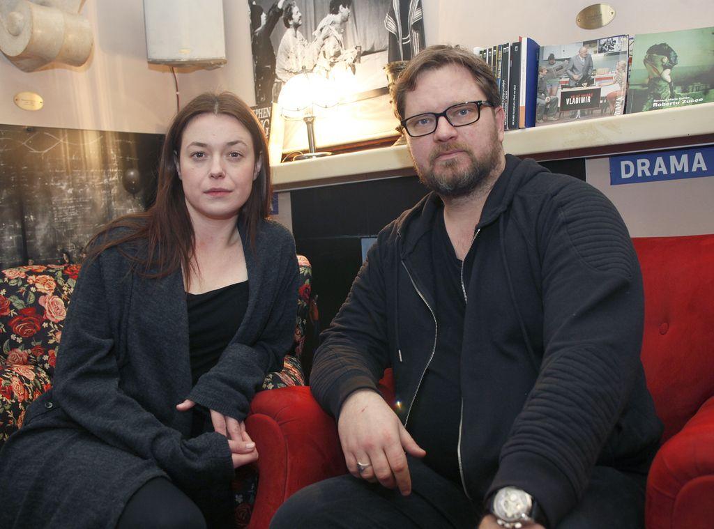 Premiera v Drami: Ne sprave, delitve zdaj so časi