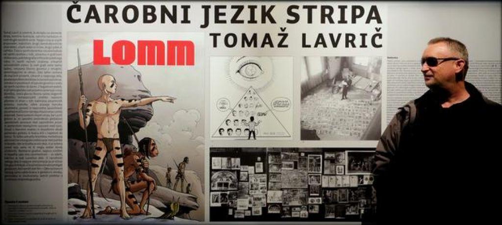 Nagrajenec Prešernovega sklada: Tomaž Lavrič