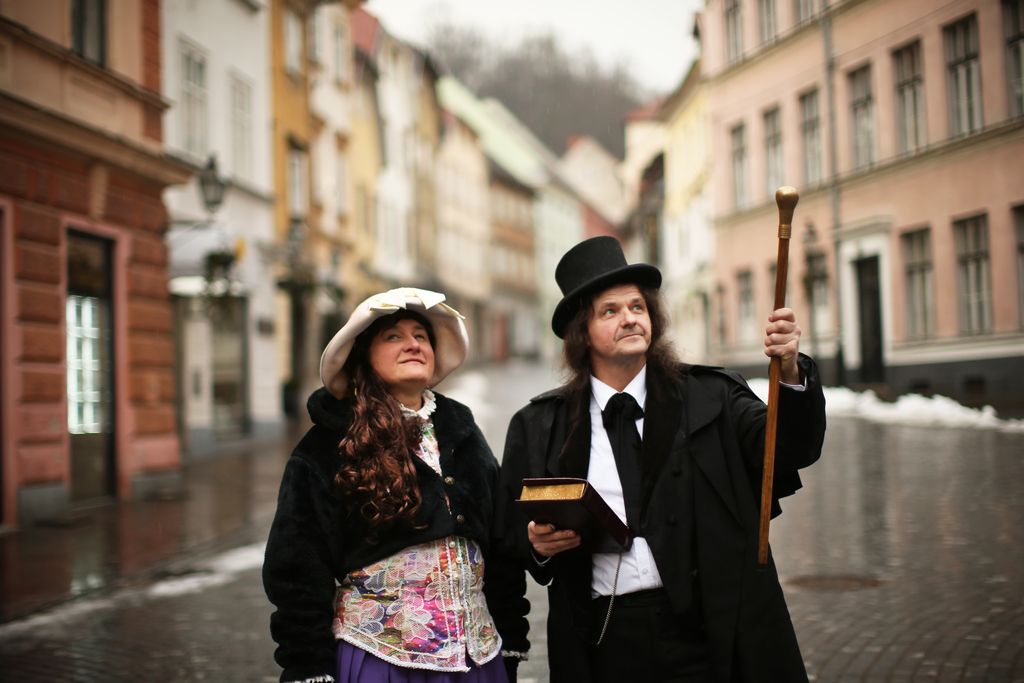 Ljubljanapolis: Ali je mogoče, da vidim Prešerna?