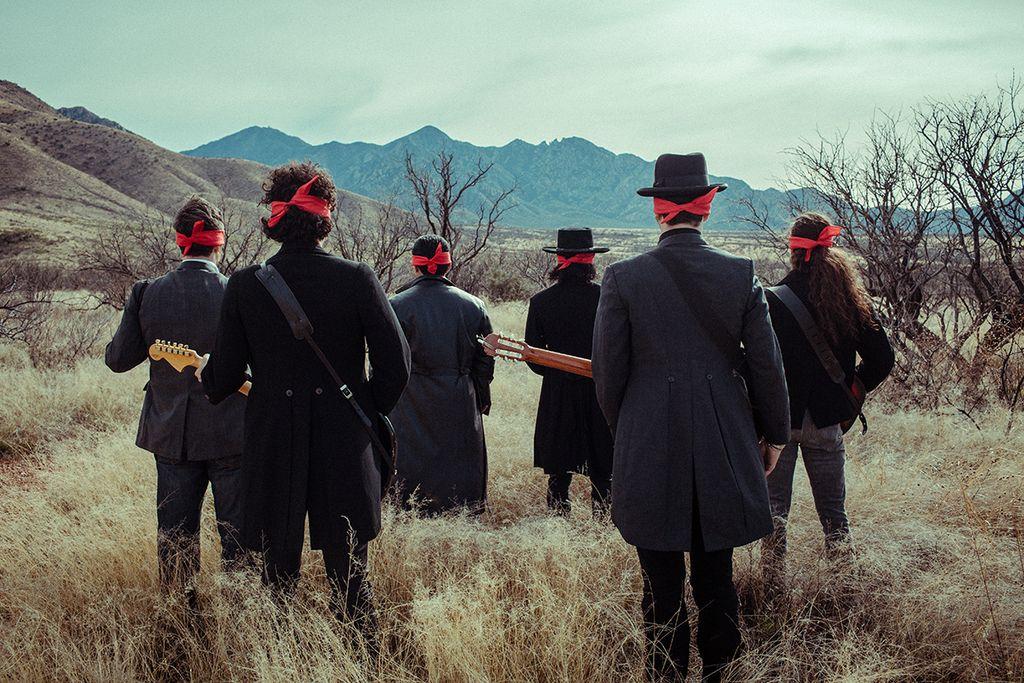 XIXA - Krvno ameriško-mehiško bratstvo