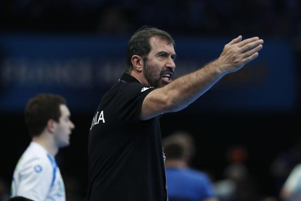 Čast in priznanje: Vujović tretji najboljši trener na svetu