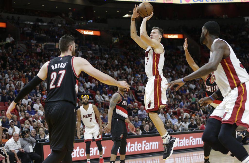 NBA: srdit (dvo)boj Dragića in Udriha za končnico se nadaljuje (VIDEO)