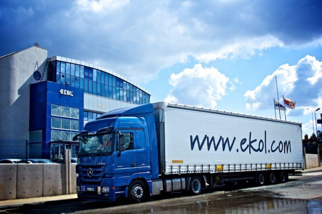 V Slovenijo prihaja turški logist