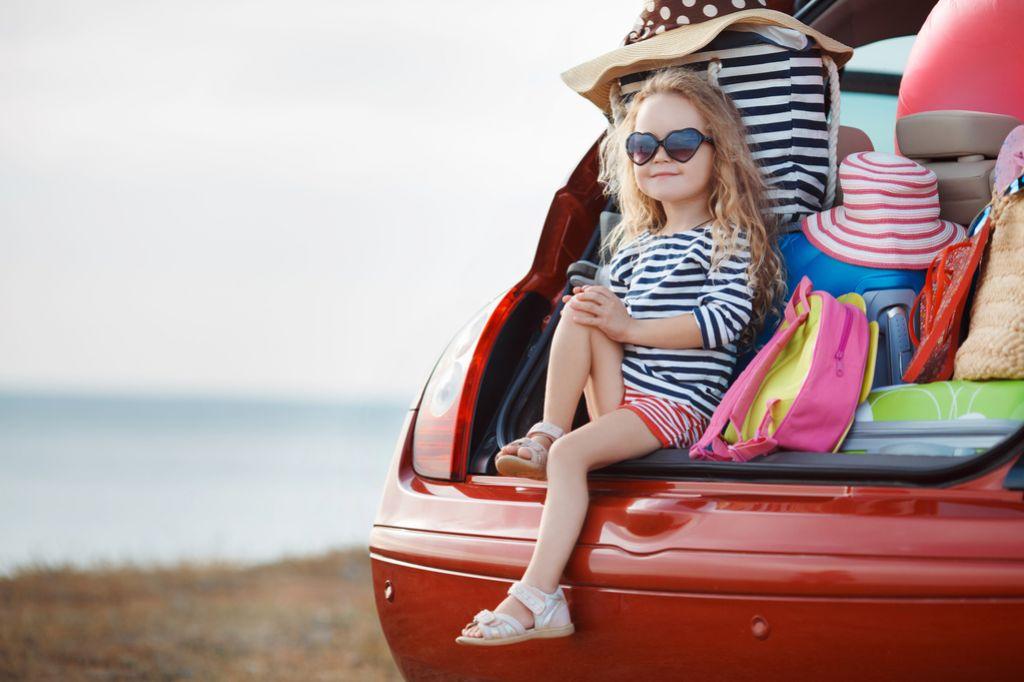Tako poznavalci naložijo prtljago v avto