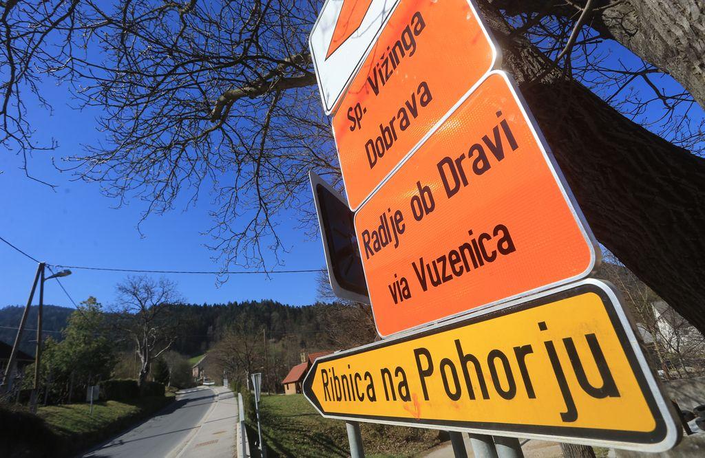 Most čez Dravo odprt le za golobe pismonoše, a teh v Vuhredu ni