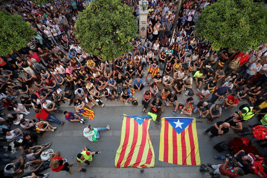 Kali nečesa novega v katalonskem uporu