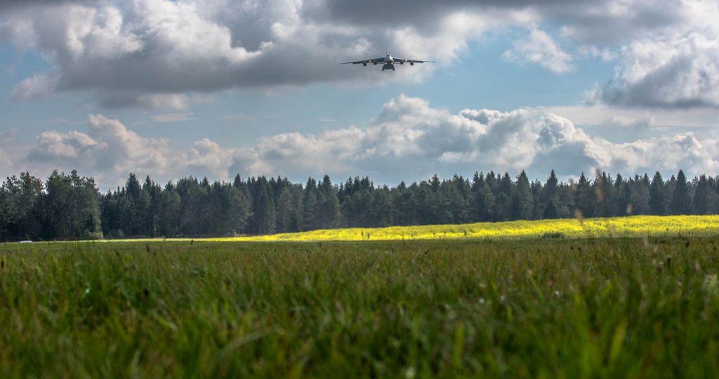 Ruski pravljični velikan na slovenskem nebu