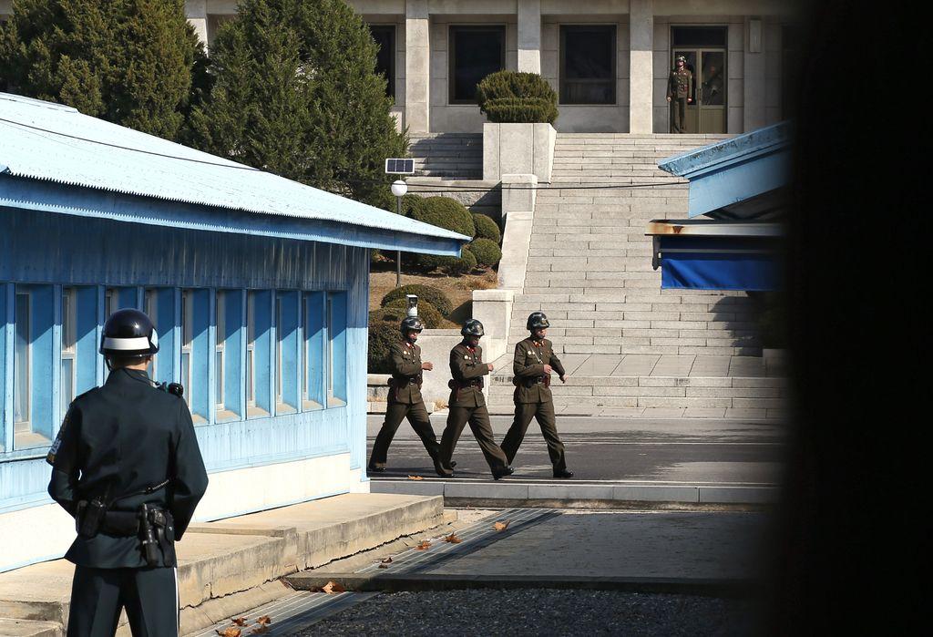 Srečanje korejskih voditeljev bo 27. aprila