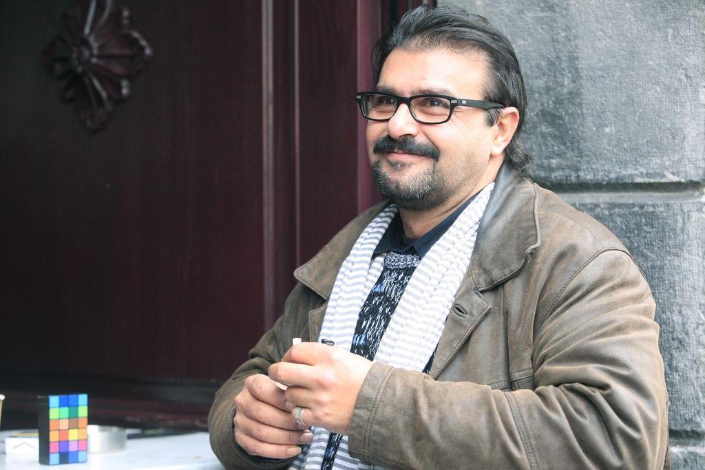 Portret tedna: Ahmad Shamieh