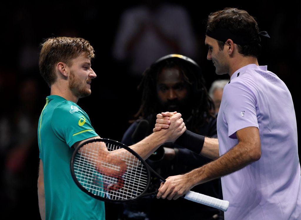 Prvič v življenju premagal vzornika Federerja