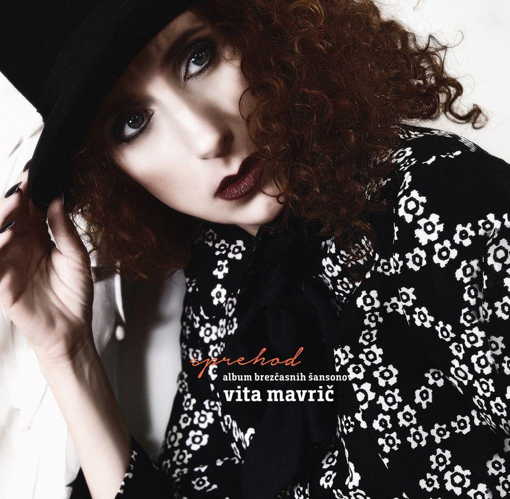 Album tedna: Vita Mavrič, Sprehod
