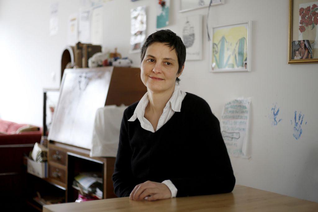 Nagrajenka Prešernovega sklada Simona Semenič: Iz obrobja naravnost v center nacionalne kulture