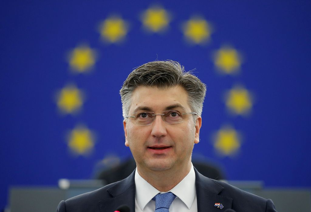 Plenković za predsednika Evropske komisije?